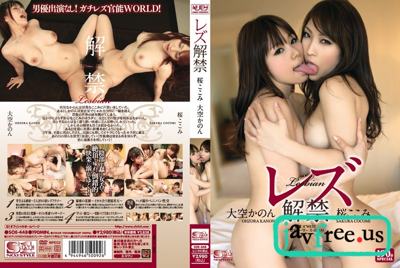 [SOE-448] レズ解禁 - image SOE-448 on https://javfree.me
