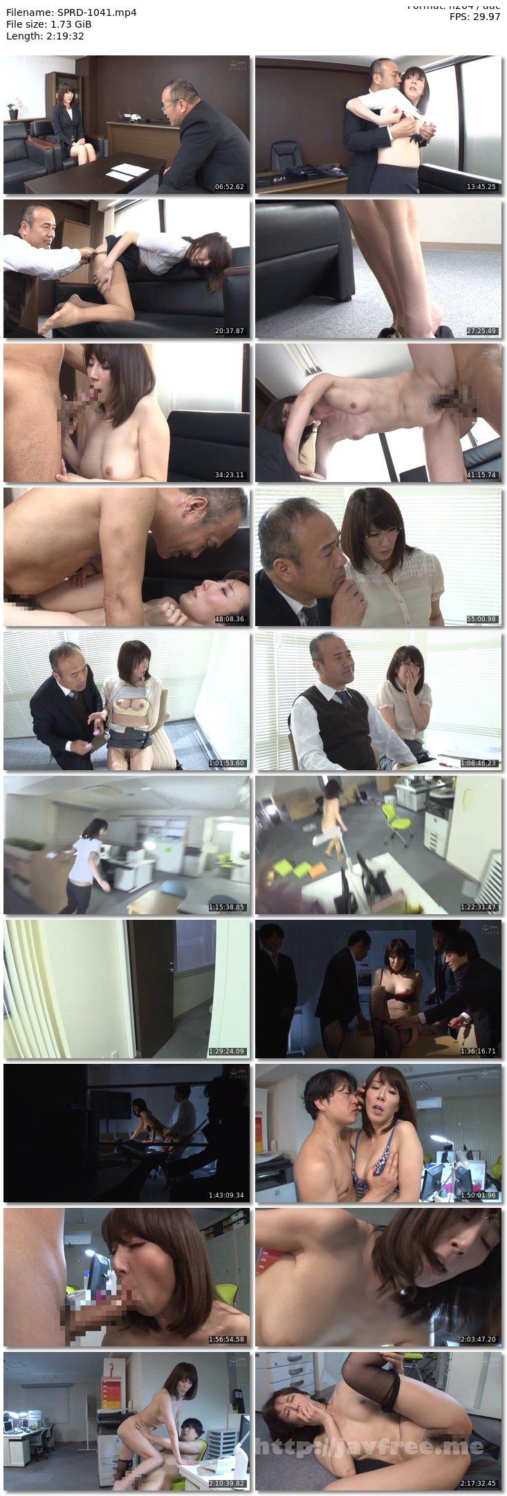 [SPRD-1041] 44歳再就職。ふたたび 澤村レイコ - image SPRD-1041 on https://javfree.me