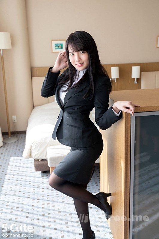[HD][SQTE-309] 枢木あおいの ←どっち→ がお好き?-制服黒タイツ × OL黒タイツ-