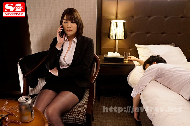 [HD][SSIS-139] Jカップと噂の美人上司を部下の僕が出張先ホテルで寝取った絶倫性交の夜 有栖花あか - image SSIS-139-2 on https://javfree.me