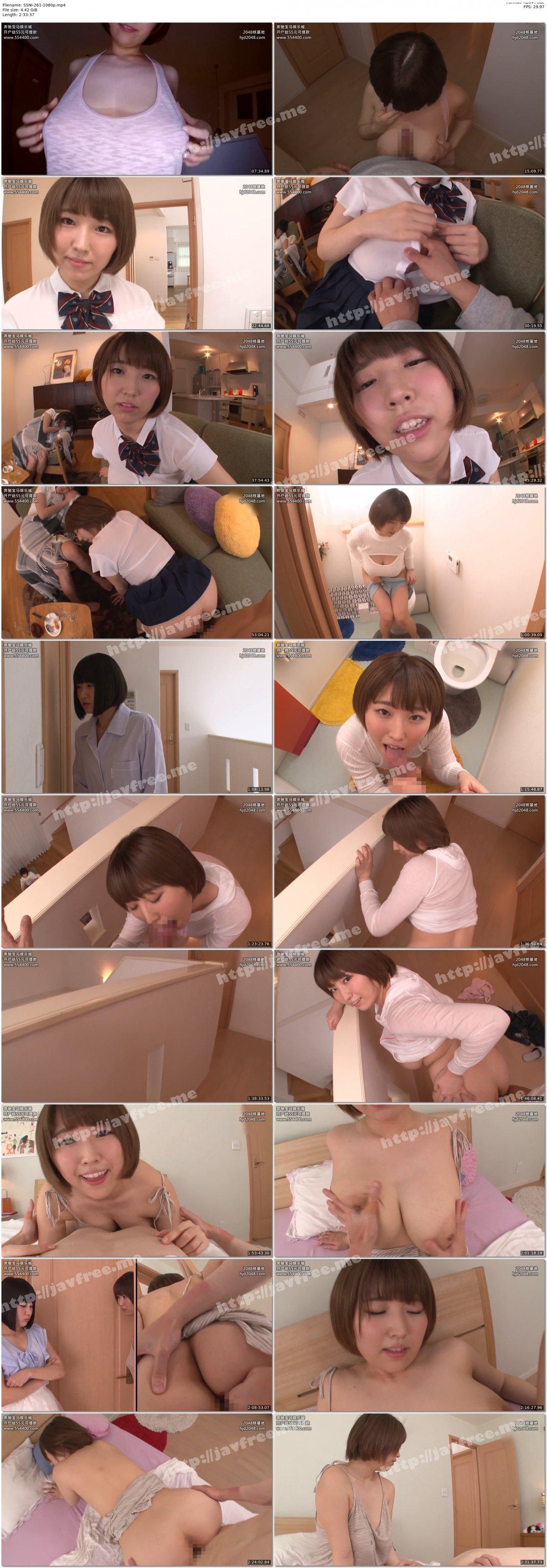 [HD][SSNI-261] ノーブラJカップおっぱいで全力アピールしてくる彼女の爆乳妹と、誘惑に負けちゃう最低な僕。 松本菜奈実 - image SSNI-261-1080p on https://javfree.me