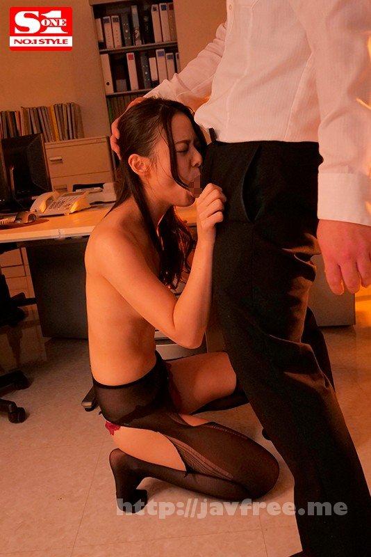 [HD][SSNI-437] 嫉妬された女秘書 ~社内の性玩具へと堕ちたキャリアウーマン~ 吉高寧々 - image SSNI-437-4 on https://javfree.me
