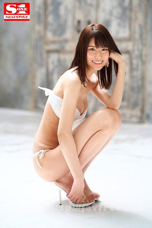 [HD][BF-579] 噂の美人Gカップカフェ店員'看板娘'がAV出演! かれん - image SSNI-492-8 on https://javfree.me