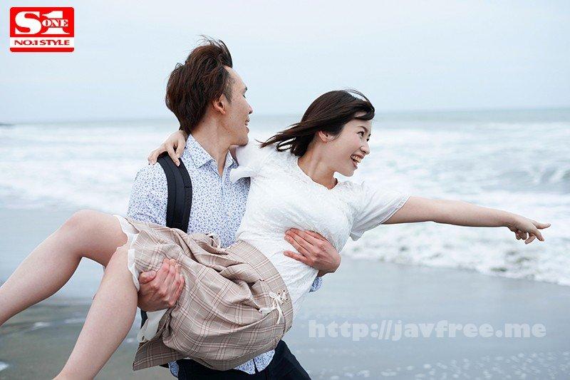 [HD][SSNI-531] 新婚旅行NTR 夫と思い出のビーチで愛を育んでいたら昔ナンパされたチャラ男に寝取られた巨乳人妻 奥田咲