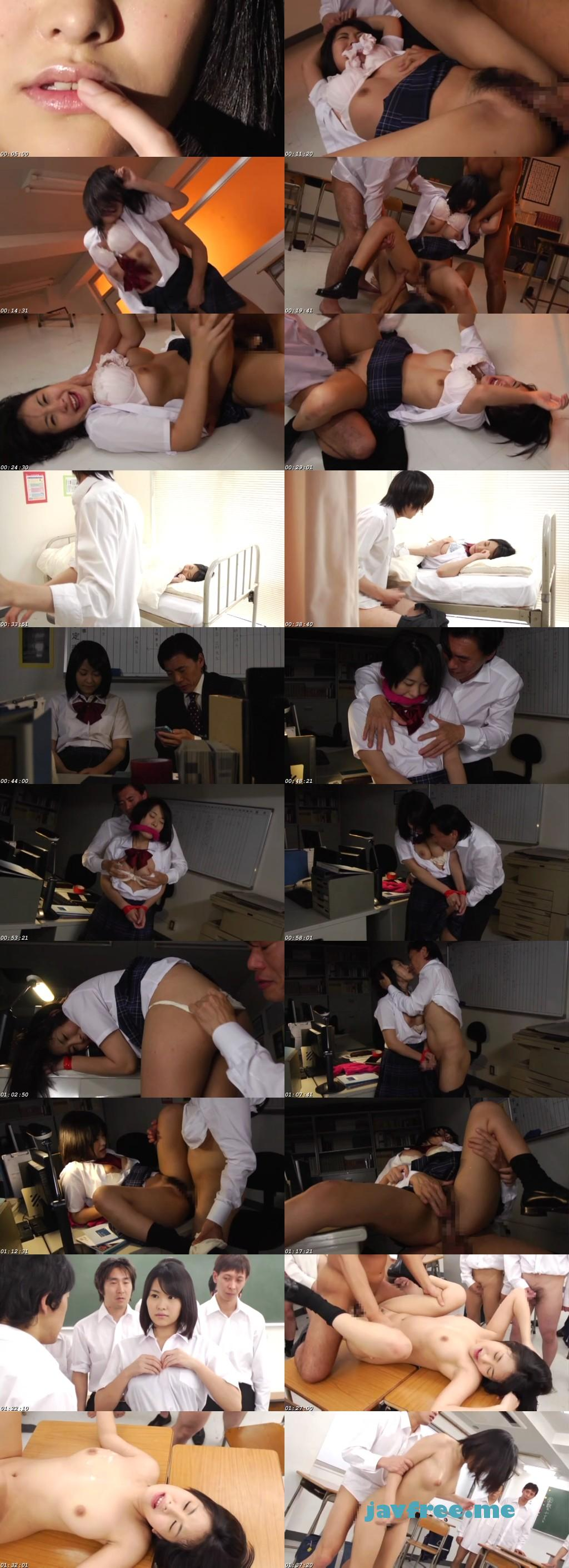 [STAR-365] 女子校生輪姦レイプ 牧瀬みさ - image STAR-365 on https://javfree.me