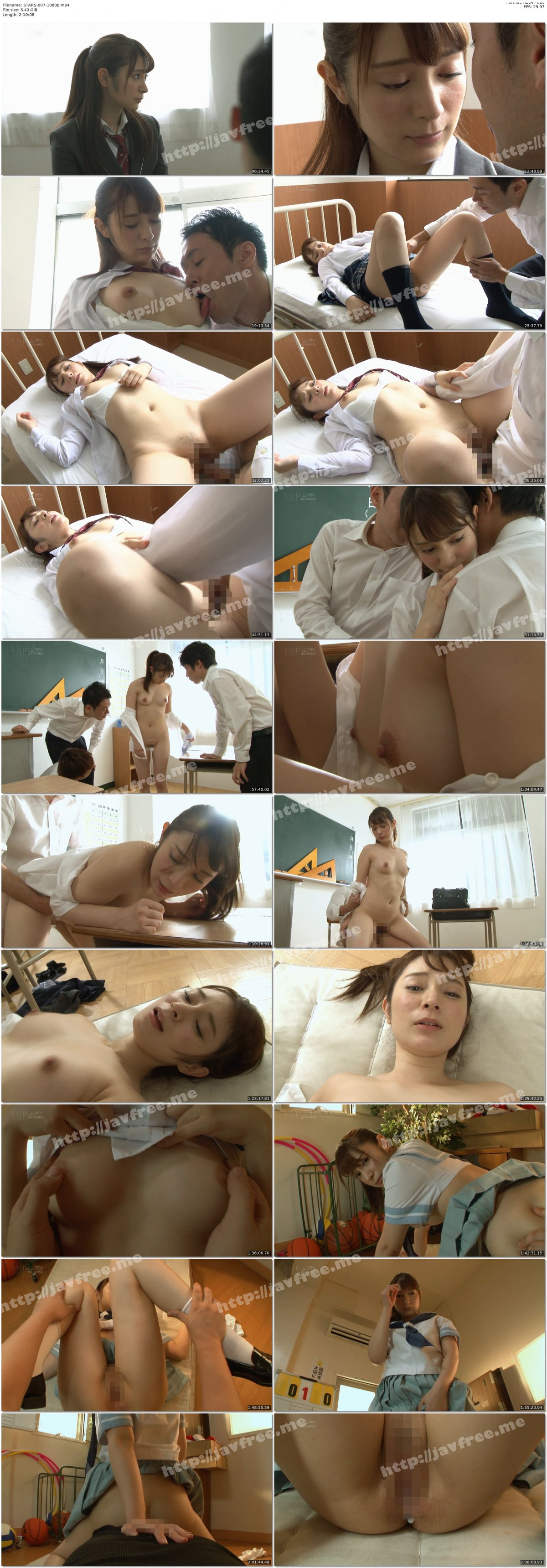 [HD][STARS-007] 成宮りか SODstar DEBUT! 中出し解禁 計6発 - image STARS-007-1080p on https://javfree.me