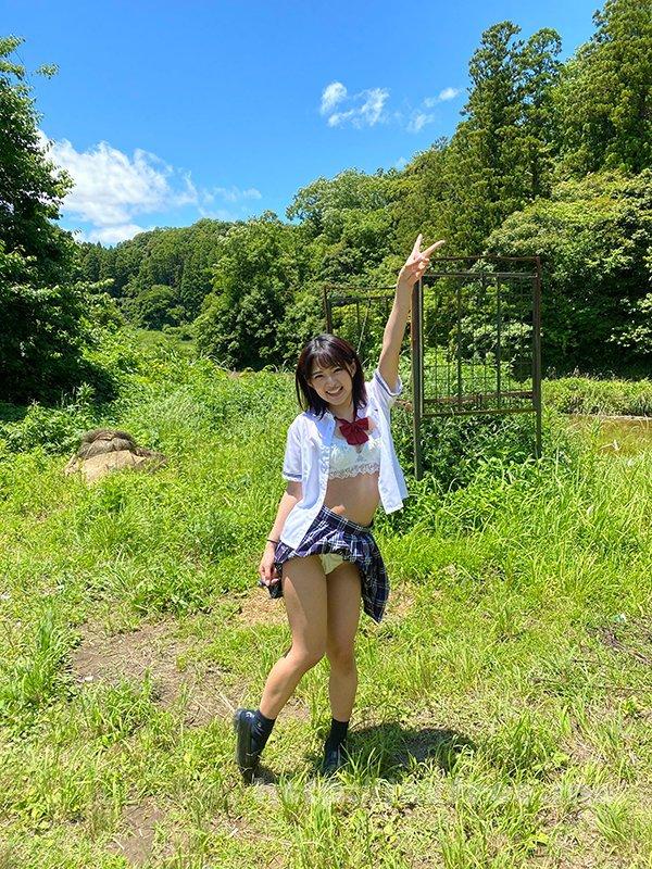 [HD][SUN-026] 愛嬌精飲 美味しそうにザーメンをごっくんする絶対美少女と露出お散歩 - image SUN-026-20 on https://javfree.me