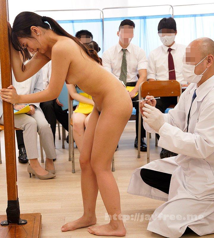 [HD][SVDVD-873] 羞恥!教員採用試験を合格した新任女教師医師も看護師も男の病院で男性教諭と一緒に着任前健康診断を受けさせられる2021 - image SVDVD-873-1 on https://javfree.me