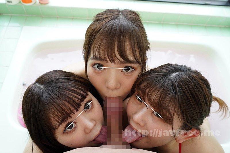 [HD][SW-798] エロビッチギャル風呂! 久しぶりに遊びに来た従姉妹たちと一緒にお風呂に入ることになった!でも恥ずかしいからと言って水着を着てきたんだけど、ほぼ紐で、大事なところもハミ出しまくり!逆にハダカよりもエロ過ぎて勃起した! - image SW-798-7 on https://javfree.me