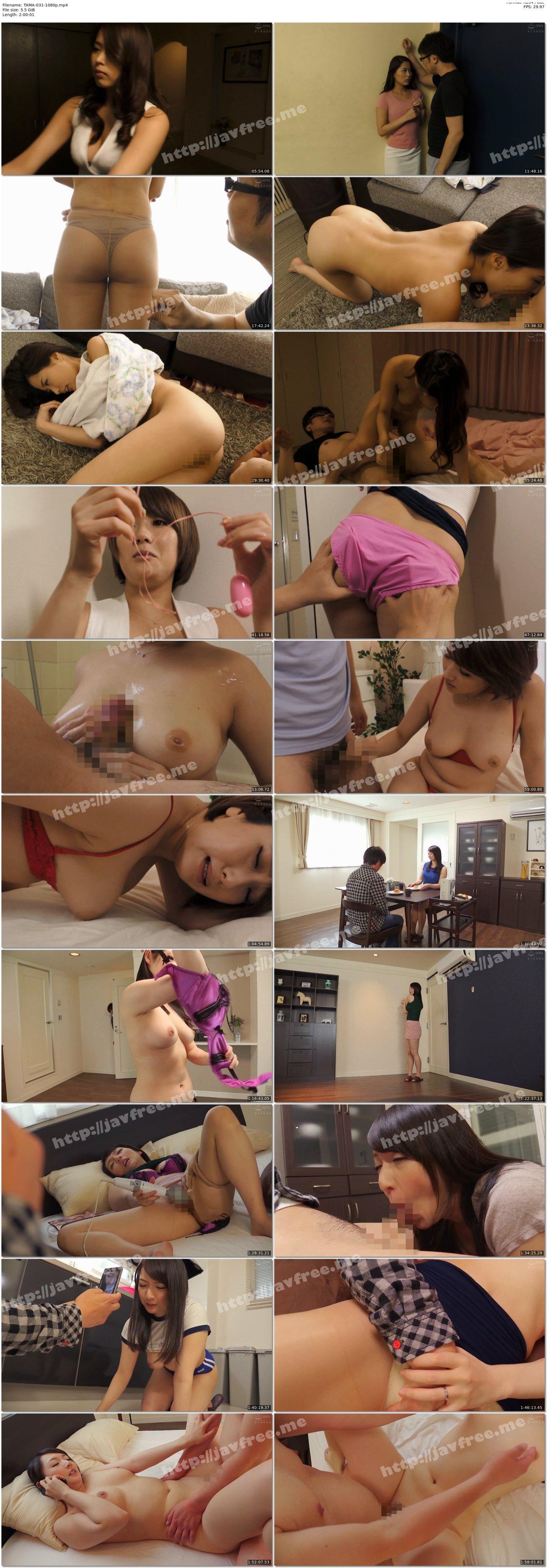 [HD][TAMA-031] NTR夫は知らない 美人妻が他人男に寝取られるSEX集 - image TAMA-031-1080p on https://javfree.me