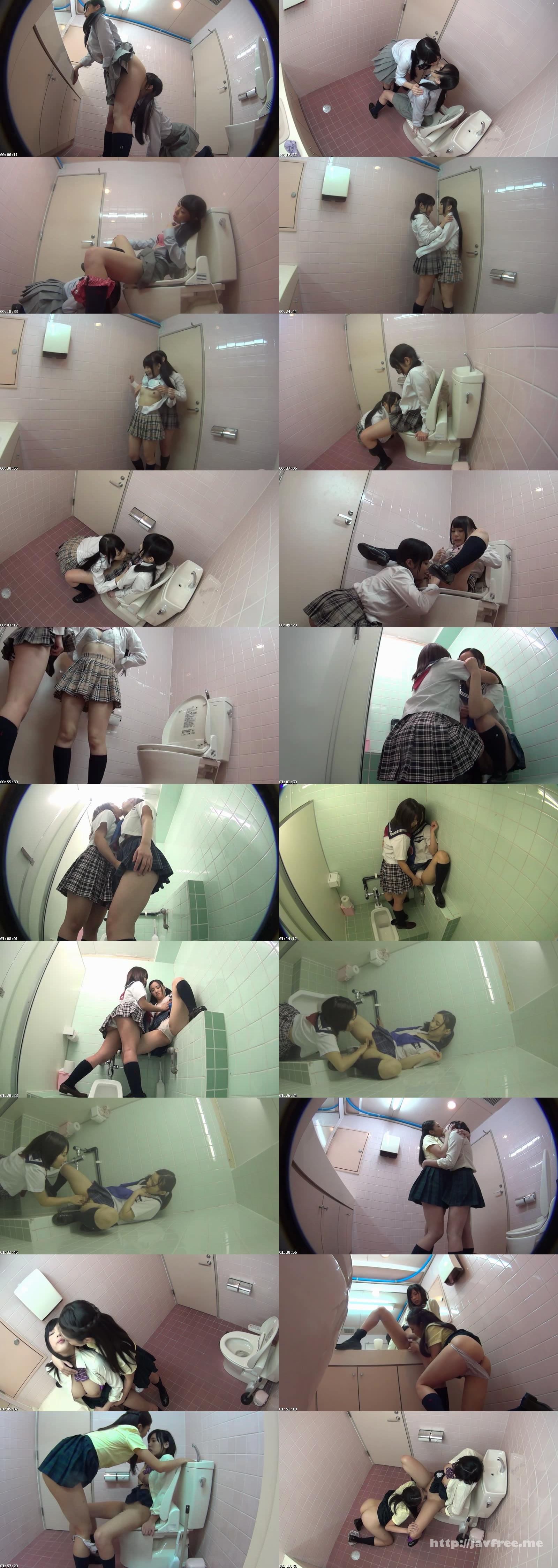 [TDAS-009] JK密室トイレレズビアン - image TDAS-009 on https://javfree.me