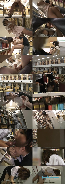 [DVD][TLS-004] 静寂な図書館で感じすぎて声を押し殺すウブ娘 - image TLS004 on https://javfree.me