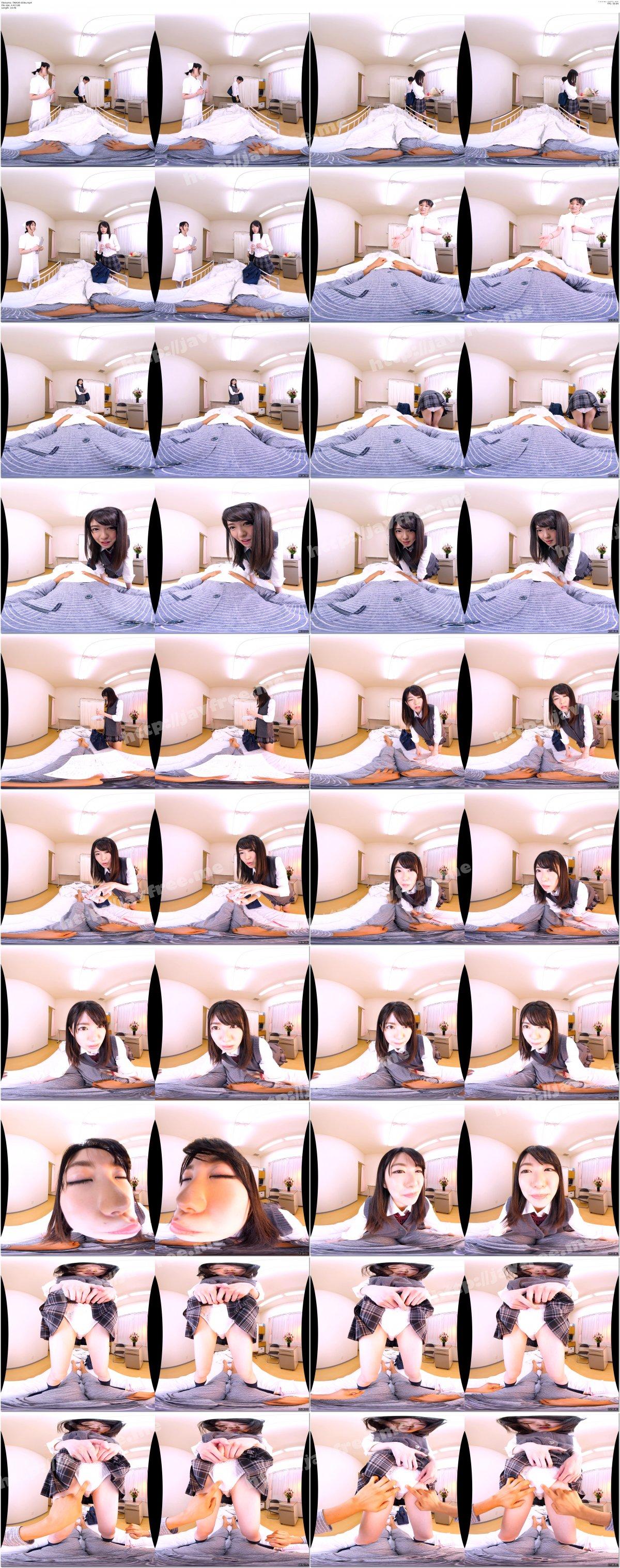 [TMAVR-059] 【VR】長尺VR 入院してる童貞のボクのお見舞いに来てくれたのは学校1の美少女深雪ちゃんだった。毎日お見舞いに来てくれる深雪ちゃんは、いつの間にか看護師に内緒でフェラしてくれたり遂には筆おろしまでしてくれて中出しSEXしてしまった!