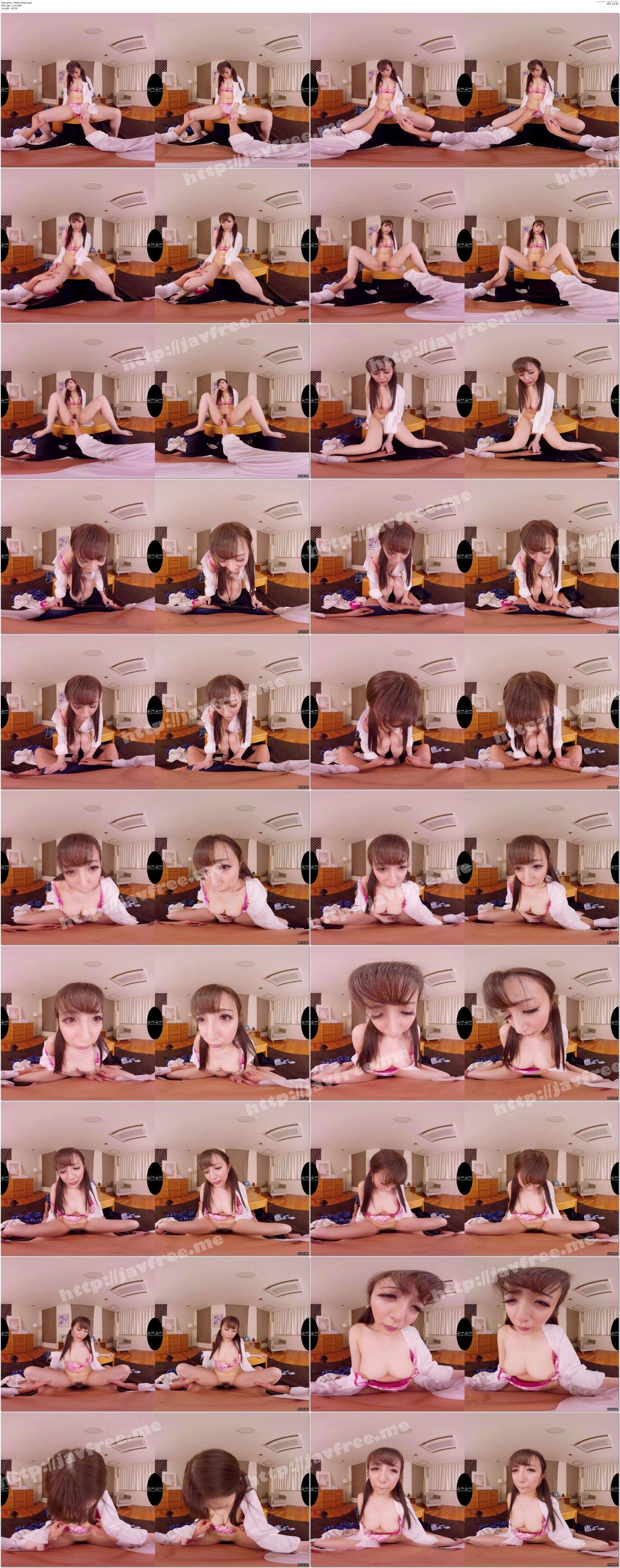 [TPVR-025] 【VR】地味っ娘がメガネを外し覚醒 本当の快感を知る。逢沢まりあ - image TPVR-025b on https://javfree.me