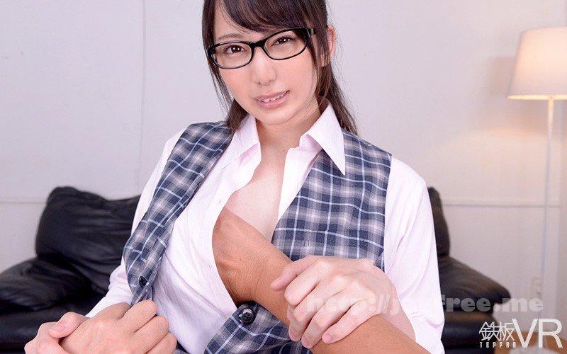 [TPVR-175] 【VR】HQ60fps 美人女子銀行員 横領着服!上司に弱みを握られ脅されて強引フェラ&中出し