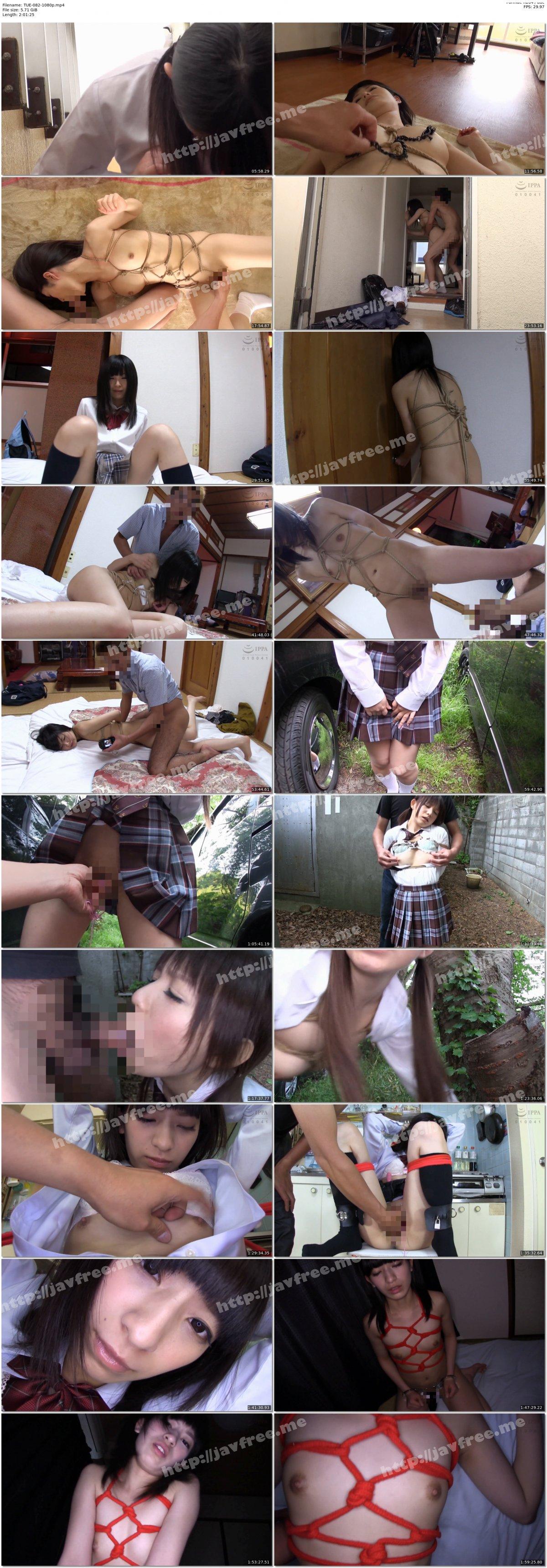 [HD][TUE-082] 女子●生緊縛調教投稿映像 - image TUE-082-1080p on https://javfree.me