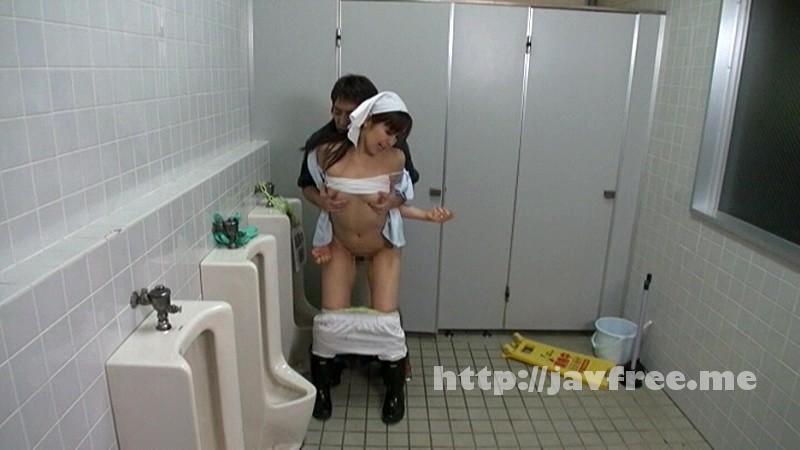 [UGSS 056] 公衆トイレで、若者のチ●ポを品定めするお掃除おばちゃんに狙われちゃったボク UGSS
