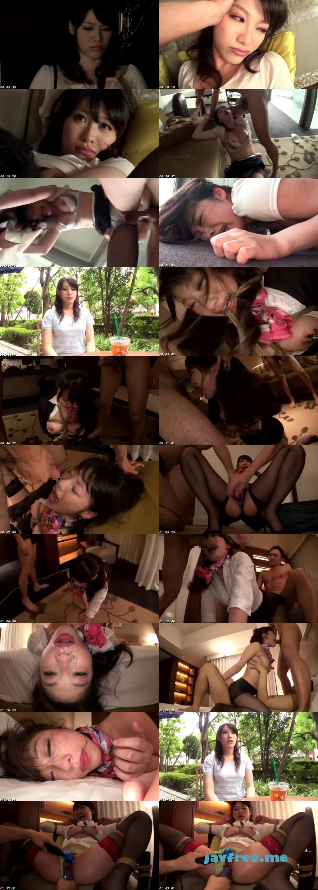[VDD 074] 受付嬢in… [脅迫スイートルーム] Miss Reception Miki(21) 春原未来 VDD