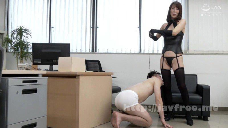 [HD][VEMA-141] 女尊男卑の会社で働く妻の女上司は草食フニャチン夫を開眼させる超弩級パワハラ痴女帝 澤村レイコ