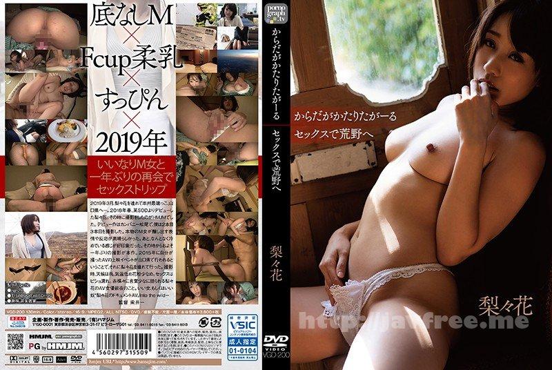 [HD][VGD-200] からだがかたりたがーる セックスで荒野へ 梨々花 - image VGD-200 on https://javfree.me