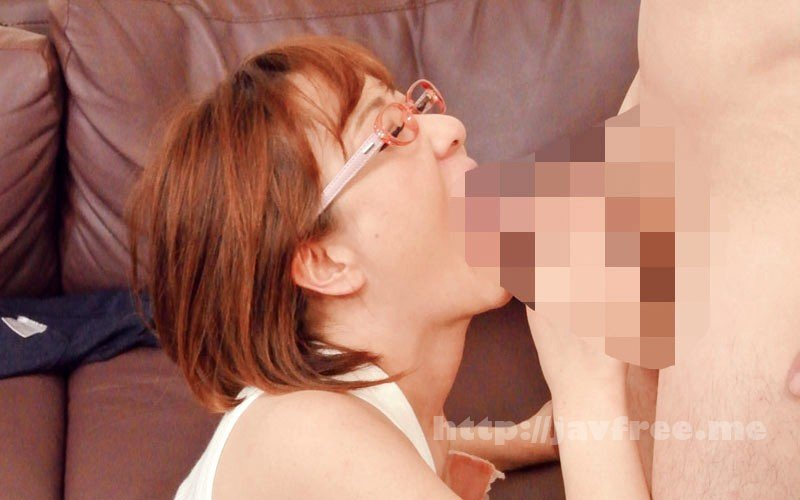 [HD][VNDS-3341] インテリ眼鏡がそそる熟女に中出し!