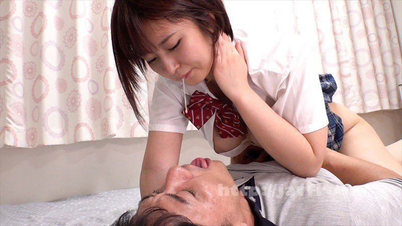 [HD][VRTM-385] 「お義父さんの赤ちゃん妊娠する!」制服姿の新しい娘が義父を母に隠れて射精管理!何度も寸止めさせマ○コに連続大量中出し!