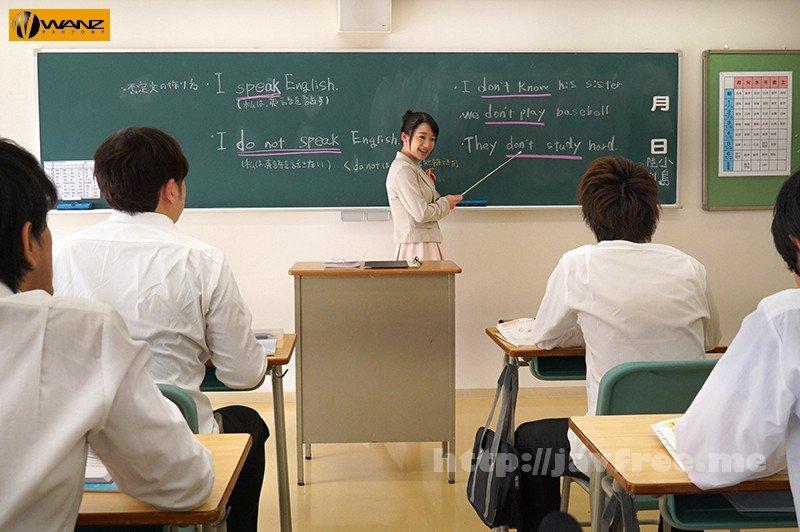 [HD][WANZ-622] 中出し輪姦で堕とされた少女な見た目の新任女教師 姫川ゆうな - image WANZ-622-1 on https://javfree.me