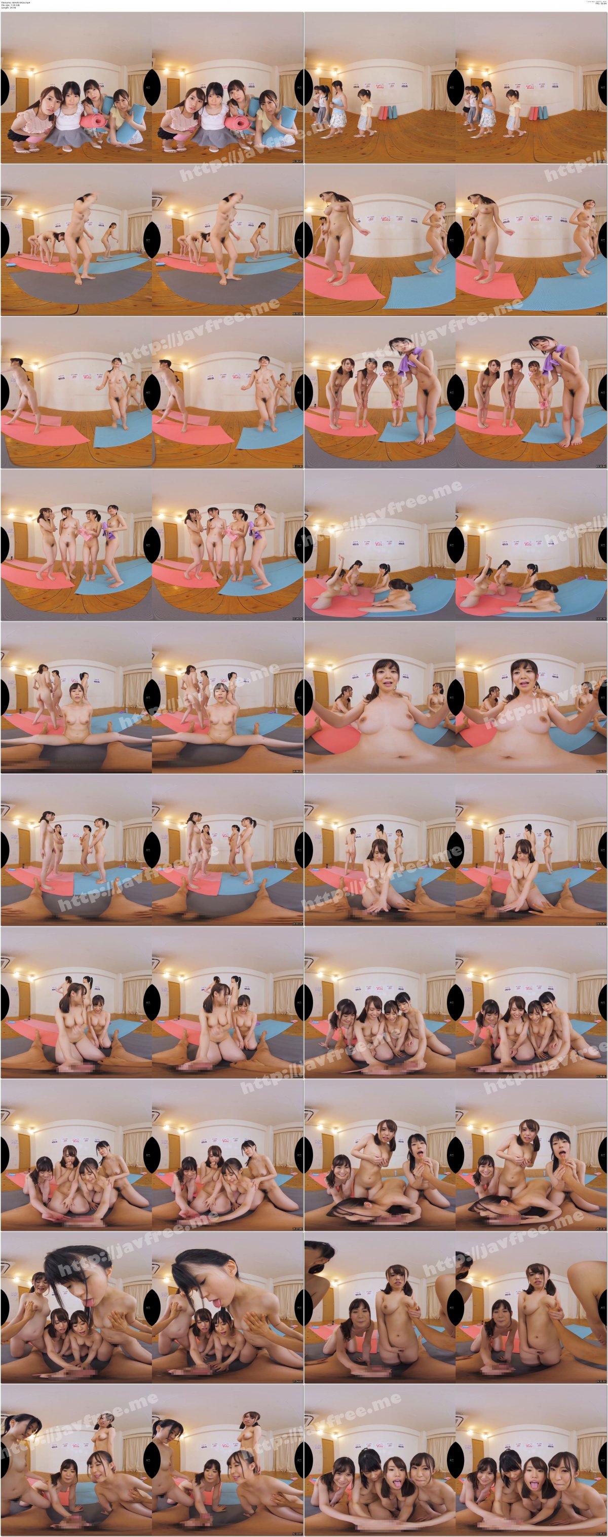 [WAVR-043] 【VR】大学のダンスサークルに入部したら男はボク一人!しかも全員巨乳で全裸で踊っていた! もの凄い腰振りで即絶頂!即中出し! - image WAVR-043a on https://javfree.me