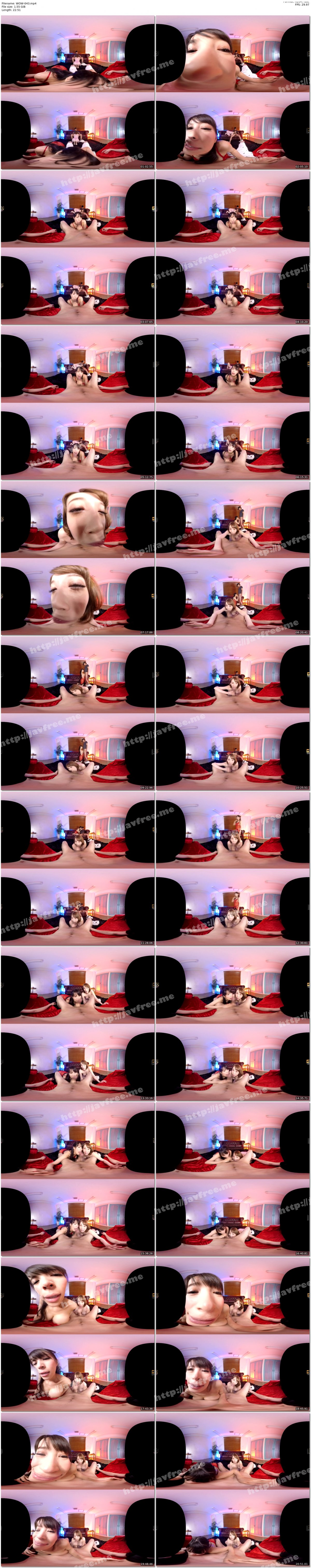 [WOW-043] 【VR】プロダクション直営AV女優在籍高級ピンクサロン 2回転ver. - image WOW-043 on https://javfree.me