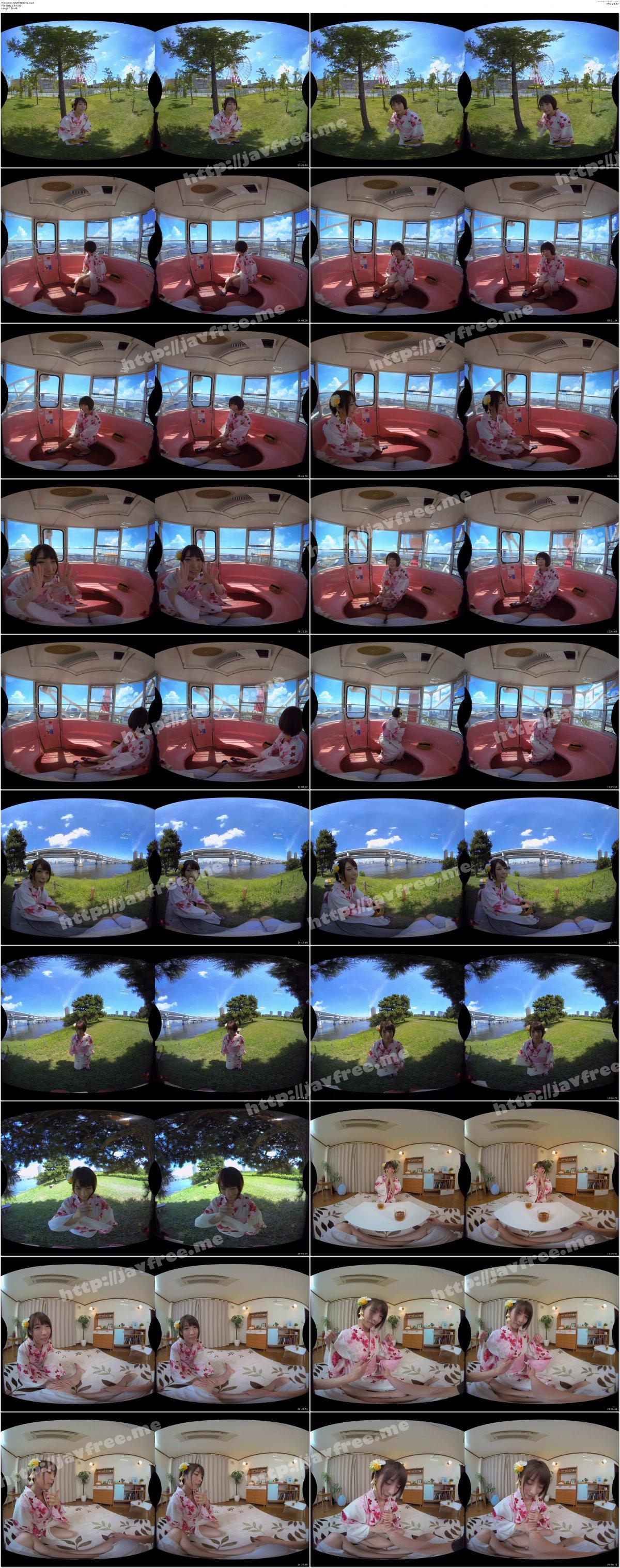 [WVR-90003] 【VR】VR メチャLOVE ドキドキ初デート阿部乃みく 密着大好き!絶対に離さないからね!! - image WVR-90003a on https://javfree.me