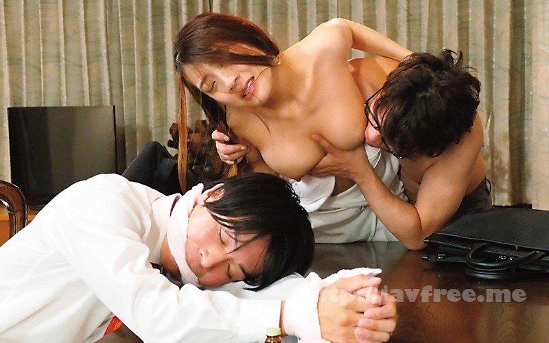 [HD][XRW-497] 夫の目の前でメチャクチャに犯されて-恩師の家庭訪問- 香椎りあ