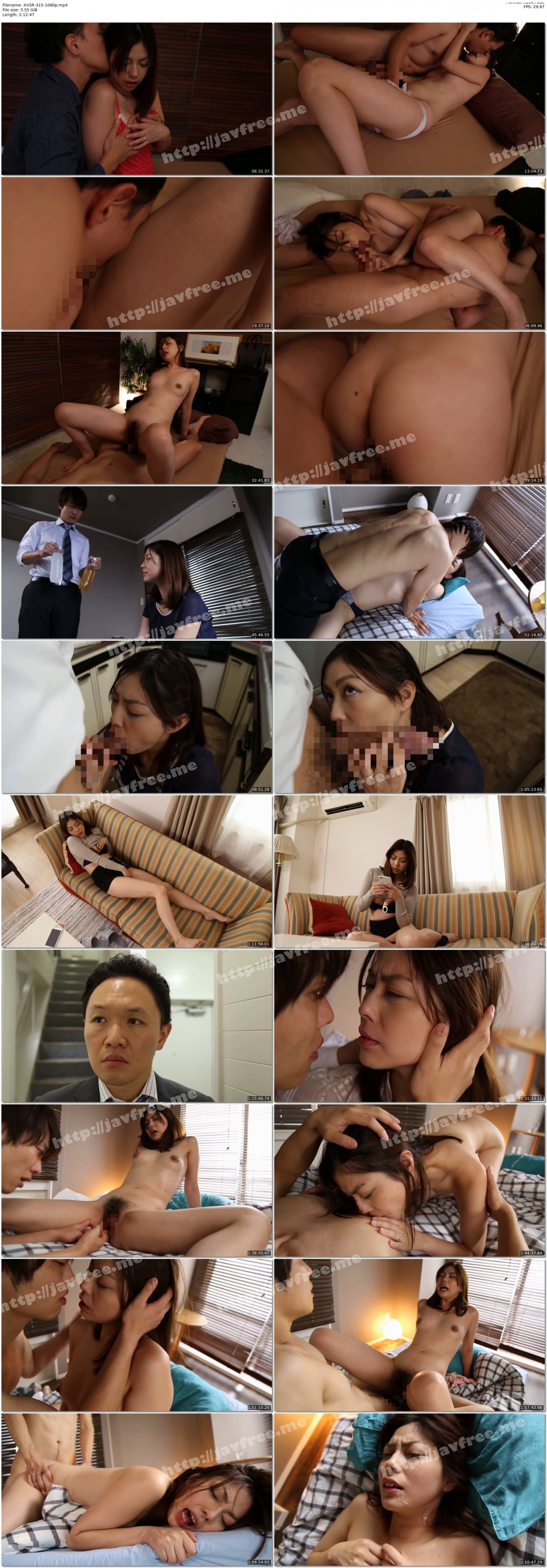 [HD][XVSR-315] 昼顔の贖罪 卯水咲流 - image XVSR-315-1080p on https://javfree.me