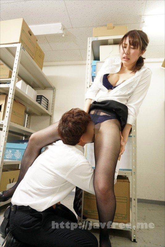 [HD][ZMEN-024] 女上司の無防備なパンストにたまらず勃起!抑えられずにチ○ポをこすりつけたら糸をひくほど濡れていた…2