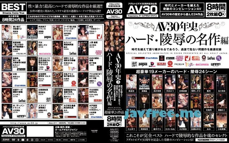 [AAJ-011] AV30年史 3 ハード・陵辱の名作編 - image aaj011 on https://javfree.me