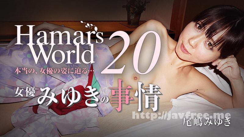 Heyzo 0796 尾嶋みゆき Hamar's World 20~女優・みゆきの事情~ - image heyzo_lt_0796_full on https://javfree.me