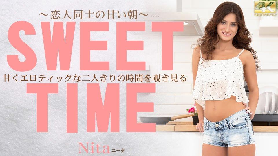 金8天国 3175 甘くエロティックな二人きりの時間を覗き見る 恋人同士の甘い朝 SWEET TIME Nita / ニータ