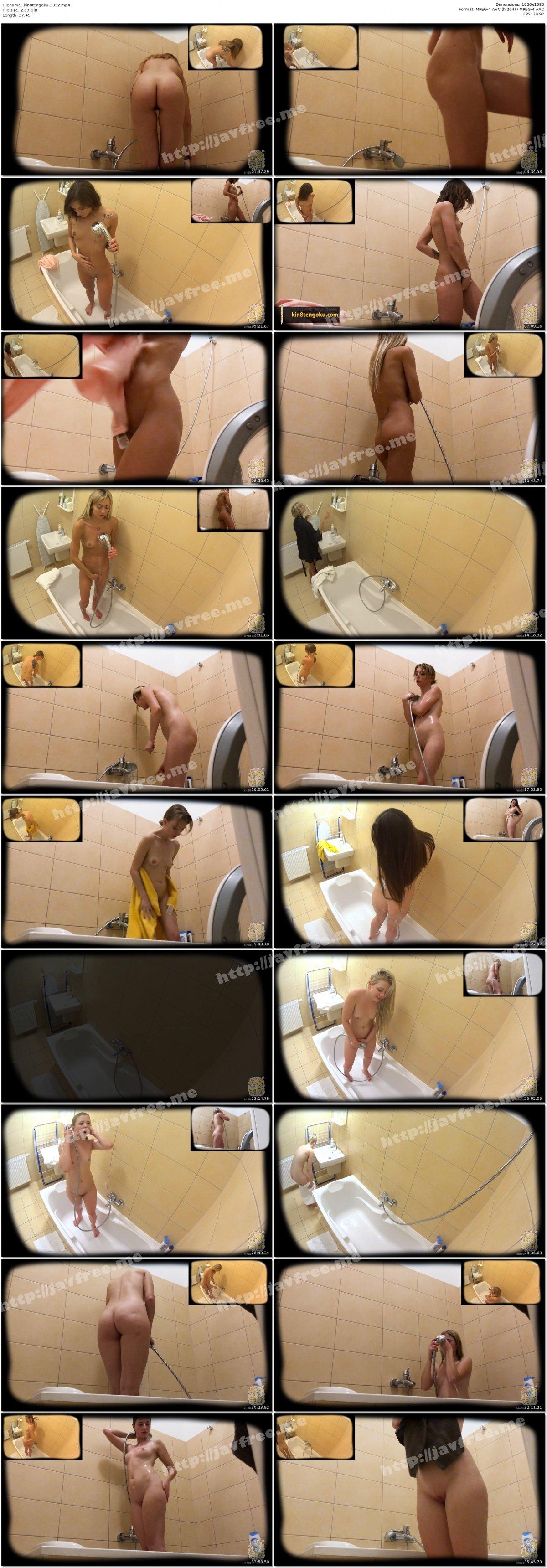 金8天国 3332 期間限定配信 シャワー隠し撮り 女の子は普段はこんな風にシャワーしてるのです 秘蔵未公開映像 / 金髪娘 - image kin8tengoku-3332 on https://javfree.me