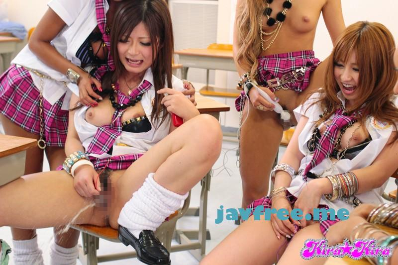 [KISD-062] kira☆kira×E-BODY×kawaii*3メーカー連動コラボ作品第2弾!キラカワ☆E学園 HIGH SCHOOL GALS SPECIAL 壮絶中出し大乱交 - image kisd-062d on https://javfree.me