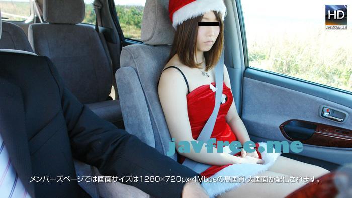 メス豚 130102 596 01 サンタコスで車内姦される巨乳タレント メス豚 Mesubuta