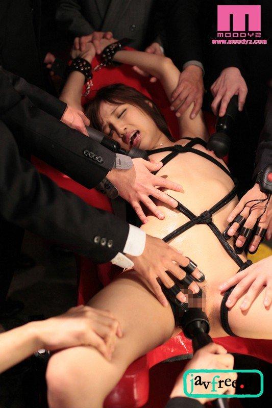 [HD][MIDD 797] 輪姦奴隷パーティー 青山ローラ 青山ローラ MIDD Laura Aoyama