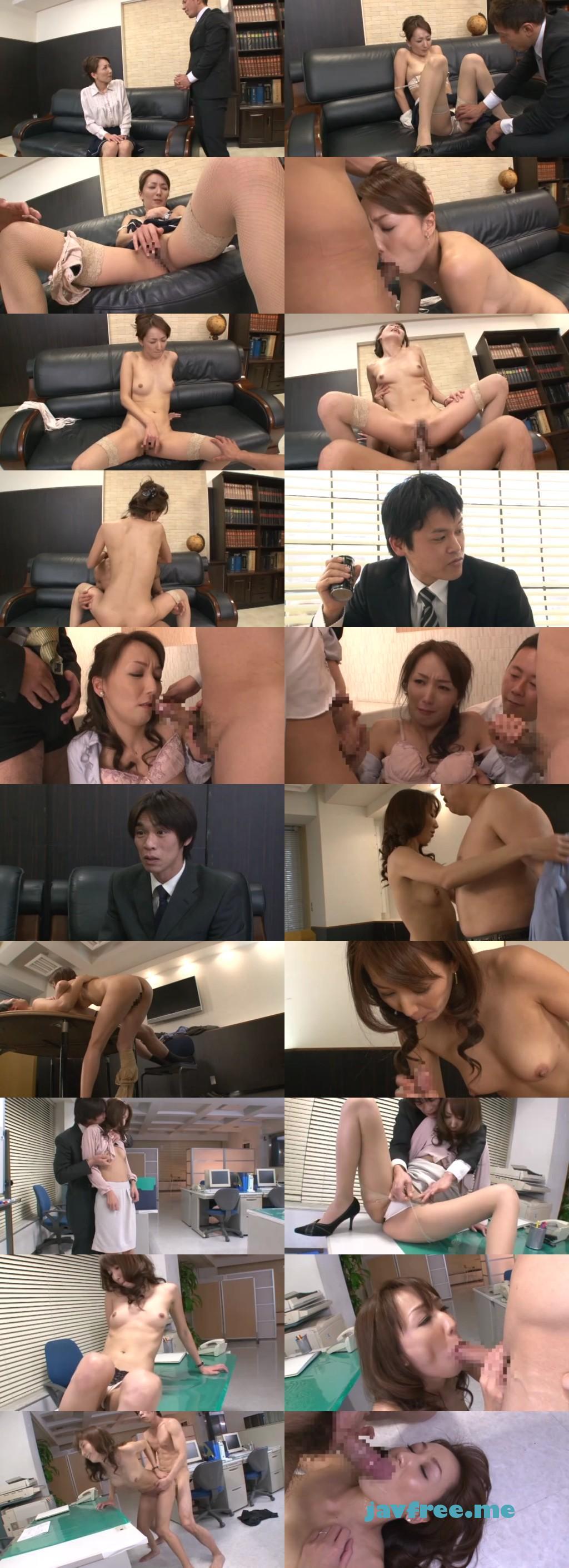 [MOMJ 201] 肉欲接待課におちた妻 志保 志保 MOMJ
