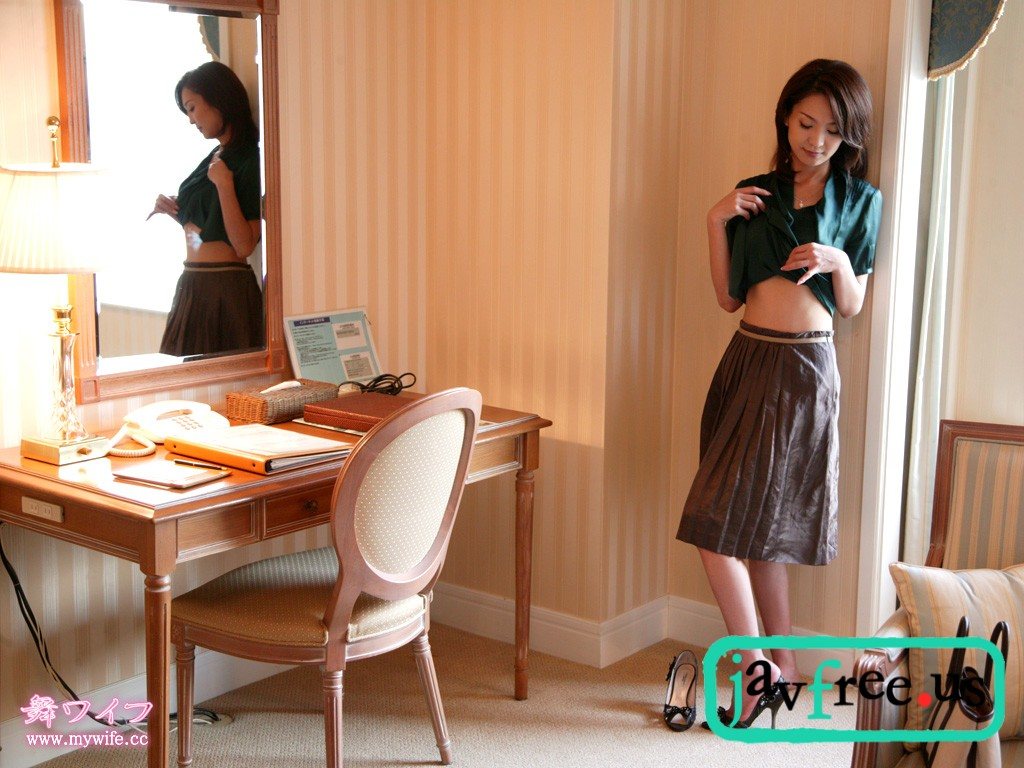 Mywife-No 00157 北野香奈枝 舞+再会 - image mywife-157b on https://javfree.me