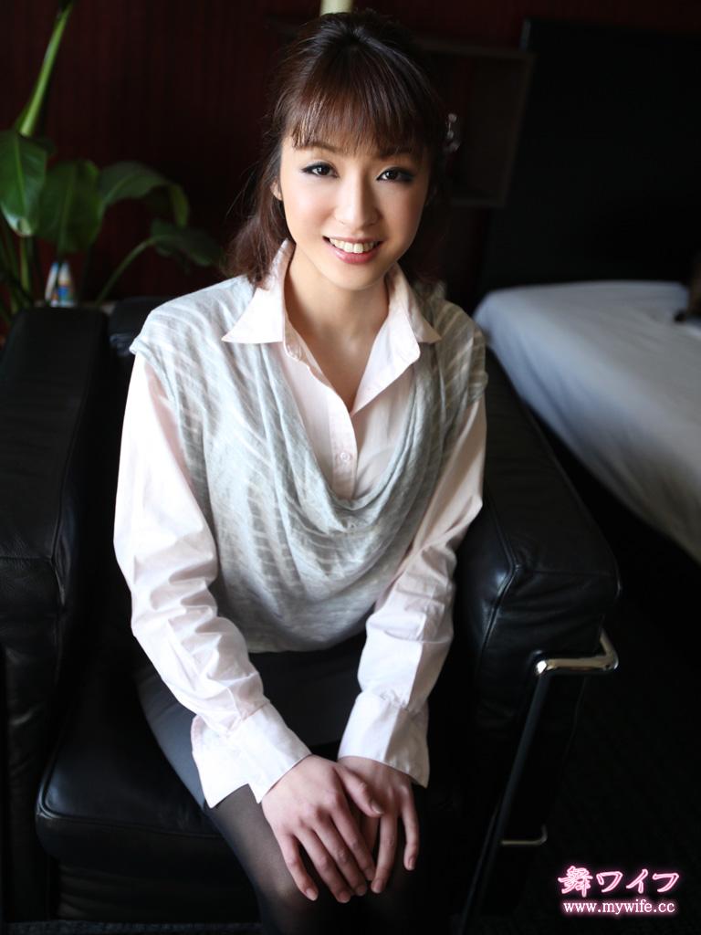 Mywife-No 00348 渡辺真里佳 舞ワイフ - image mywife-No-00348 on https://javfree.me