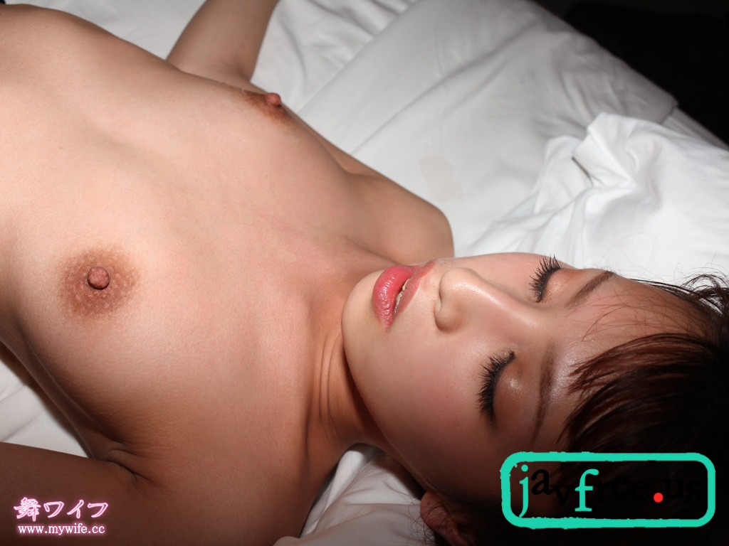 Mywife-No 00350 MAYU NINOMIYA 二宮麻由 蒼い再会 - image mywife-No-00350f on https://javfree.me