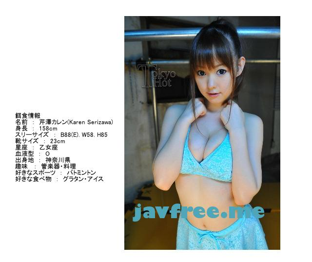 Tokyo Hot n0464 完璧娘無差別輪姦乱射汁 芹澤カレン - image n0464-3 on https://javfree.me
