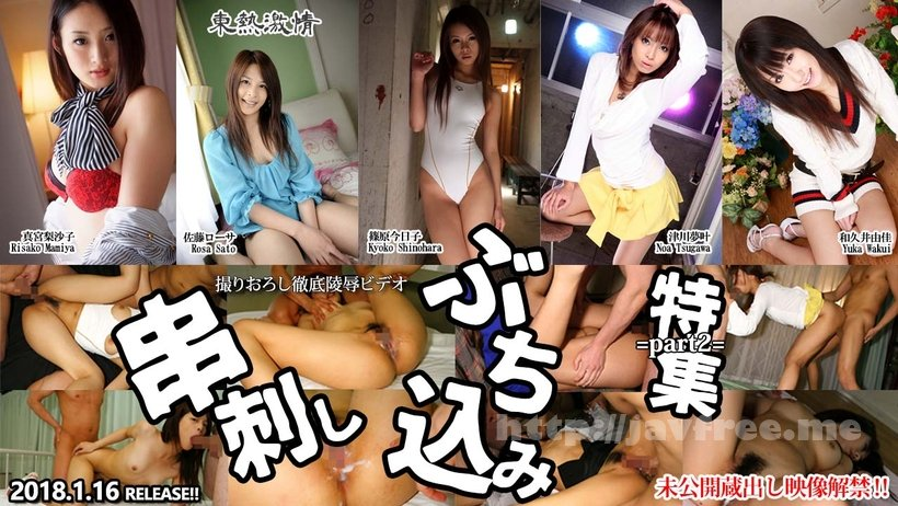 Tokyo Hot n1280 東熱激情 串刺しぶち込み特集 part2