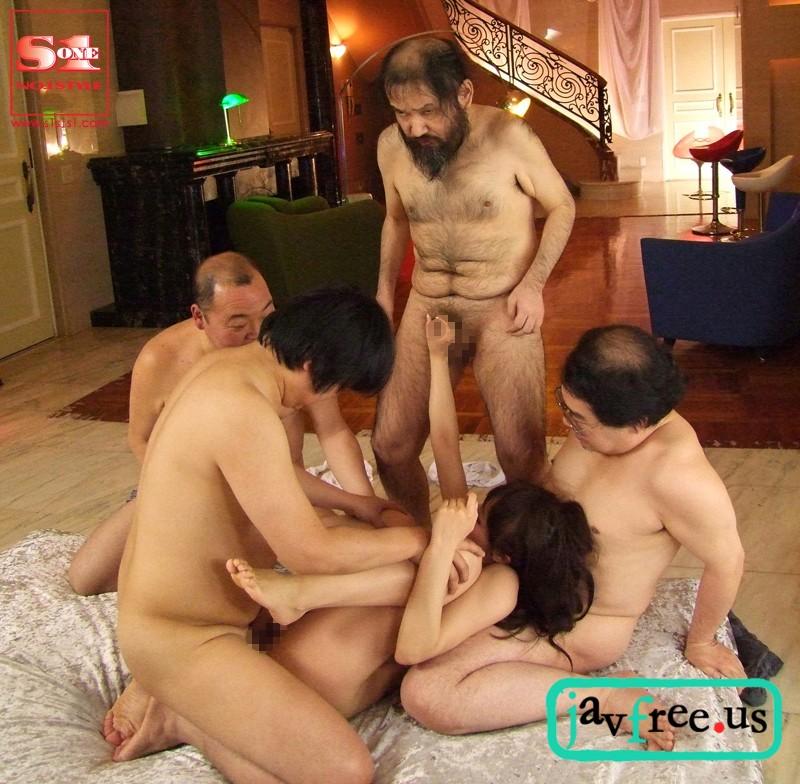 [HD][SOE 677] キモメンに犯される美少女 森川真羽 森川真羽 SOE