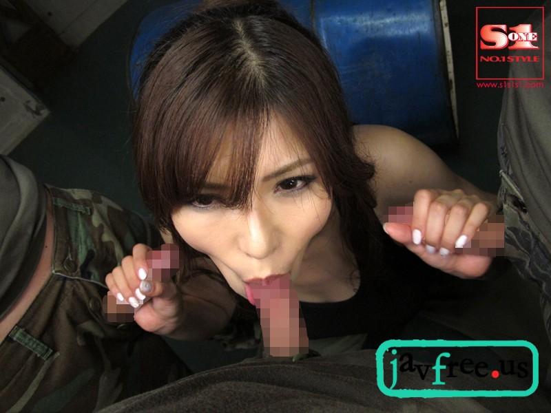 [HD][SOE-704] 爆乳インストラクター 沖田杏梨 - image soe-704f on https://javfree.me