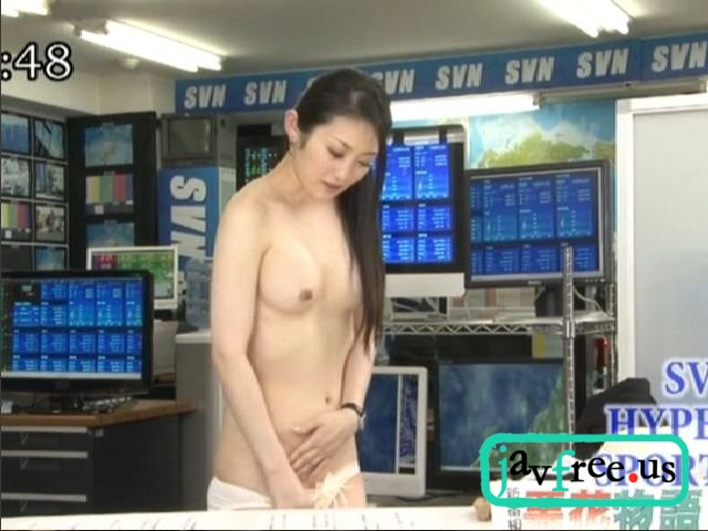 [SVDVD 229] 本物! 本物美人女子アナウンサー 2 アクメで白目の超お嬢様アナ 高島理央 高島理央 SVDVD
