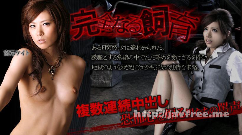 XXX-AV 21756 完全なる飼育!~OL複数連続中出し精神破壊~Part.1 宮澤ケイト